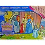 Ficha técnica e caractérísticas do produto Livro - Princesas: Histórias para Colorir e Montar