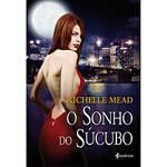 Livro - Sonho do Súcubo, o