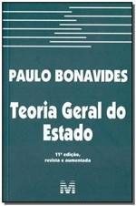 Ficha técnica e caractérísticas do produto Livro - Teoria Geral do Estado - 11 Ed./2018