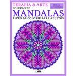 Ficha técnica e caractérísticas do produto Livro - Terapia Arte Livro de Colorir para Adultos