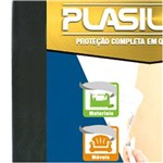 Ficha técnica e caractérísticas do produto Lona Plástica Cortada Preta 3X2 Metros-Plasitap-A050