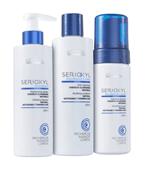 Ficha técnica e caractérísticas do produto Loreal Profissional Kit Serioxyl Shampoo 250ml + Condicionador 250ml + Mousse 125ml