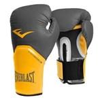 Ficha técnica e caractérísticas do produto Luva Boxe Elite Pro Style Everlast - 12 OZ