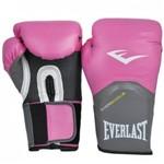 Ficha técnica e caractérísticas do produto Luva Boxe Everlast Pro Style Elite Training 12 Oz Rosa com Cinza