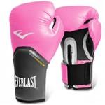 Ficha técnica e caractérísticas do produto Luva Boxe Everlast Pro Style Elite Training 14 Oz Rosa