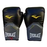 Ficha técnica e caractérísticas do produto Luva de Boxe / Muay Thai 08oz - Preto - Pro Style - Everlast