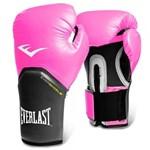 Ficha técnica e caractérísticas do produto Luva de Boxe/Muay Thai Everlast Pro Style 12 Oz