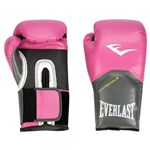 Ficha técnica e caractérísticas do produto Luva de Boxe/Muay Thai Everlast Pro Style - 8 Oz