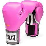 Ficha técnica e caractérísticas do produto Luva de Boxe Pro Style 08oz Pink - Everlast