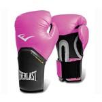 Ficha técnica e caractérísticas do produto Luva Pro Style Elite Rosa 12 Oz