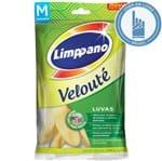 Ficha técnica e caractérísticas do produto Luvas Limppano Velouté