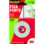Ficha técnica e caractérísticas do produto 3M Fita Fixa Forte Dupla Face Espuma 24mmx1,5m