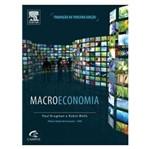 Ficha técnica e caractérísticas do produto Macroeconomia - Campus