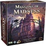 Ficha técnica e caractérísticas do produto Mansions Of Madness Galapagos MOM001