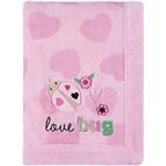 Manta Lepper Fleece Pink 5718101