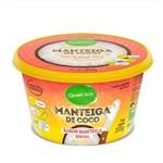 Manteiga de Coco Qualicoco 200g Sabor Manteiga