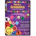 Ficha técnica e caractérísticas do produto Manual da Gramática da Lingua Portuguesa