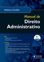 Ficha técnica e caractérísticas do produto Manual de Direito Administrativo (2019)