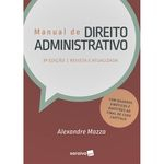 Ficha técnica e caractérísticas do produto Manual de Direito Administrativo - 8ª Ed