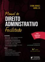 Ficha técnica e caractérísticas do produto Manual de Direito Administrativo Facilitado (2019)