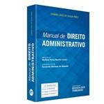 Ficha técnica e caractérísticas do produto Manual de Direito Administrativo - Rt