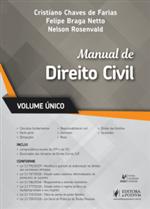 Ficha técnica e caractérísticas do produto Manual de Direito Civil - Vol. Único (2019)