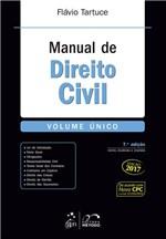 Ficha técnica e caractérísticas do produto Manual de Direito Civil - Volume Unico 03 - Metodo