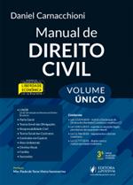 Ficha técnica e caractérísticas do produto Manual de Direito Civil - Volume Único (2020)