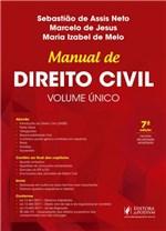 Ficha técnica e caractérísticas do produto Manual de Direito Civil - Volume Único (2018) - Juspodivm