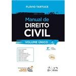 Ficha técnica e caractérísticas do produto Manual de Direito Civil - Volume Único - 2019