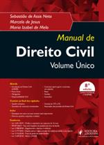 Ficha técnica e caractérísticas do produto Manual de Direito Civil - Volume Único (2019)
