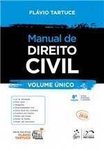 Ficha técnica e caractérísticas do produto Manual de Direito Civil - Volume Unico - 08 Ed - Metodo - Concurso