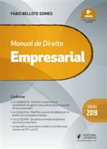 Ficha técnica e caractérísticas do produto Manual de Direito Empresarial (2019)