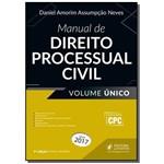 Manual de Direito Processual Civil - Volume Unic06