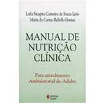 Manual de Nutricao Clinica - Vozes