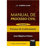 Ficha técnica e caractérísticas do produto Manual de Processo Civil - Volume Ii