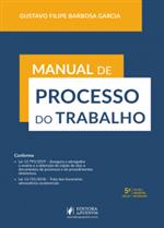 Ficha técnica e caractérísticas do produto Manual de Processo do Trabalho (2019)