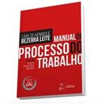 Ficha técnica e caractérísticas do produto Manual de Processo do Trabalho - Atlas