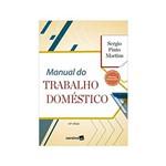 Ficha técnica e caractérísticas do produto Manual do Trabalho Doméstico 14ªed. - Saraiva