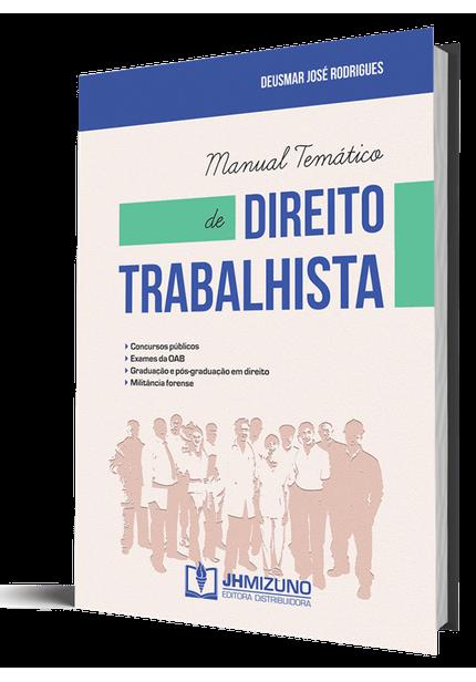 Manual Temático de Direito Trabalhista