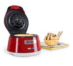 Ficha técnica e caractérísticas do produto Máquina de Waffle Bowl Cestinha Cadence - 127V