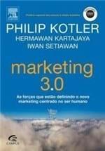 Ficha técnica e caractérísticas do produto Marketing 3.0 - as Forças que Estão Definindo o Novo Marketing Centrad...