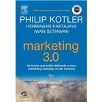 Ficha técnica e caractérísticas do produto Marketing 3 0 - Campus