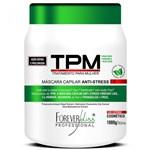 Ficha técnica e caractérísticas do produto Forever Liss TPM Máscara Capilar Anti Stress 1kg