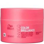 Ficha técnica e caractérísticas do produto Máscara Capilar Invigo Color Brilliance Wella Professionals 150ml