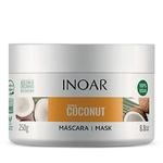 Ficha técnica e caractérísticas do produto Mascara Inoar Bombar Coconut 250g