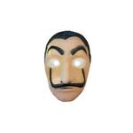 Ficha técnica e caractérísticas do produto Máscara La Casa de Papel
