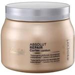 Ficha técnica e caractérísticas do produto Máscara Loréal Absolut Repair Cortex Lipidium - 500 G