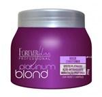 Ficha técnica e caractérísticas do produto Máscara Platinum Blond 250g - Forever Liss
