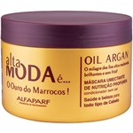 Máscara Umectante Altamoda Oil Argan 300g